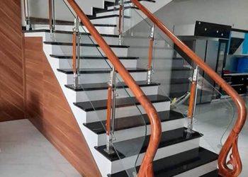 Hướng dẫn làm cầu thang kính theo đúng tiêu chuẩn châu Âu